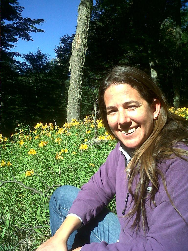"""Lucia Franchino, asesora técnica: """"Mi trabajo es apasionante. Tiene un poco de todo"""""""