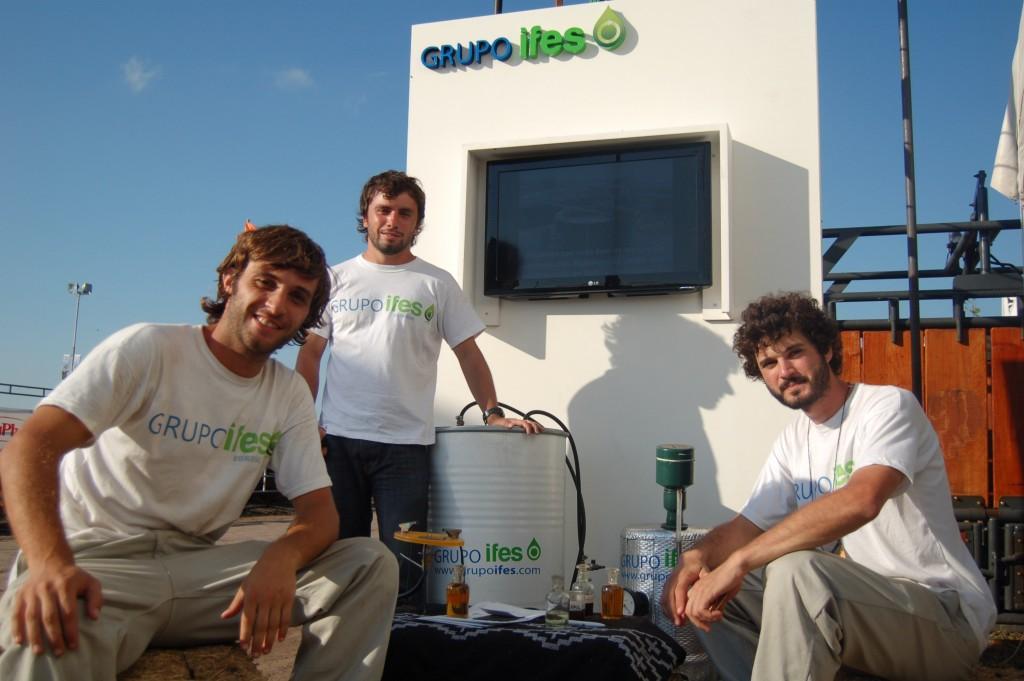El Grupo IFES es un emprendimiento incubado en la Facultad de Agronomía de la UBA