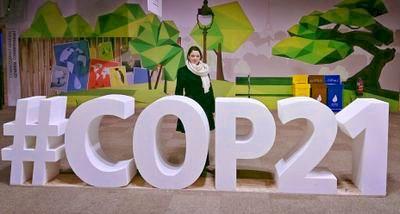 Nasha en la COP21