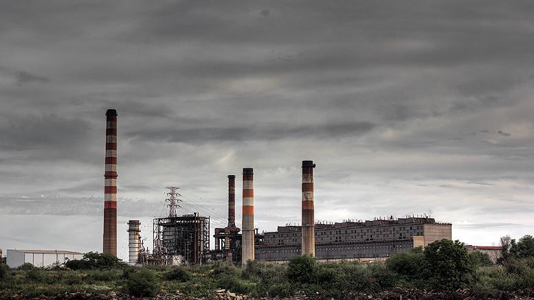 Central Eléctrica Costanera, CABA.