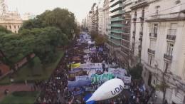 marcha dron
