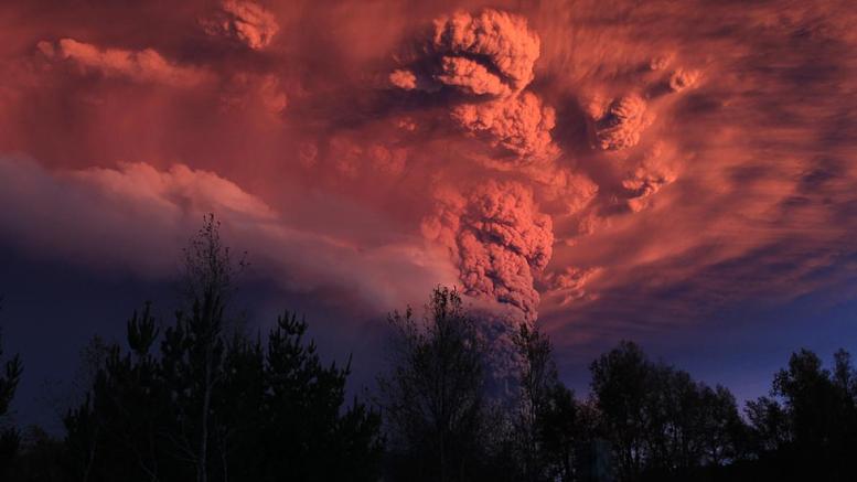 Las erupciones volcánicas son difíciles de predecir y sus efectos sobre los ecosistemas aún están poco estudiados. Foto: National Geographic