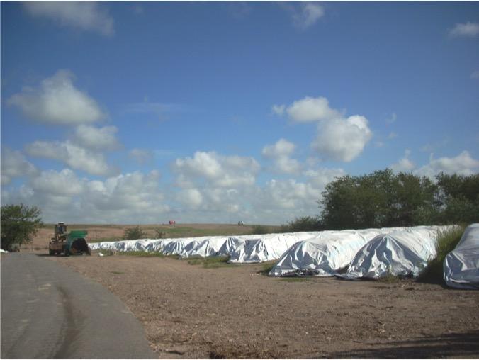 compostaje en silo