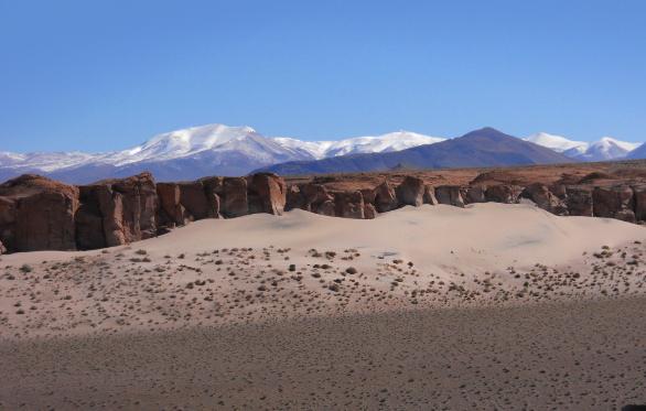 Paisaje de Antofagasta (región)