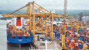 comercio marítimo - puerto