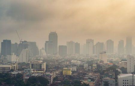 emisiones en la ciudad