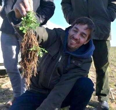 """""""Buscamos entender la complejidad del suelo y la interacción suelo-planta para generar sistemas más saludables y sustentables. Por eso, los cultivos de servicios van a ser fundamentales para producir más raíces y materia orgánica en el suelo"""" (G. Piñeiro)"""