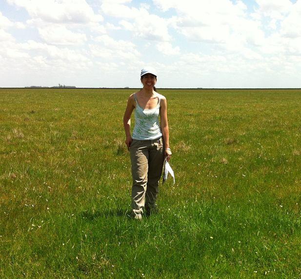 Campana contó que, luego de 5 años, están por repetir las mediciones de productividad y consumo para conocer un poco mejor los efectos del pastoreo y la fertilización a mediano plazo